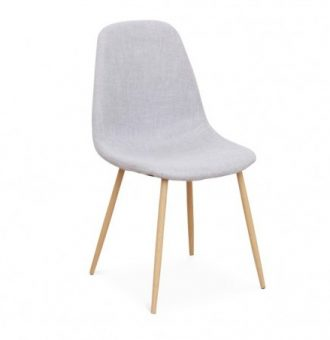 scaun-textil-gri-deschis-fag-lega